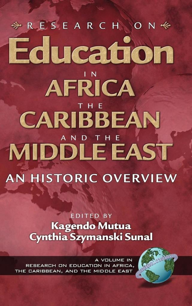 Research on Education in Africa, the Caribbean, and the Middle East (HC) als Buch