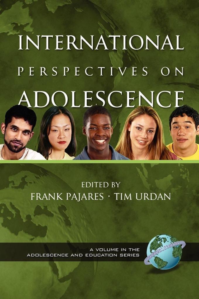 International Perspectives on Adolescence (PB) als Taschenbuch