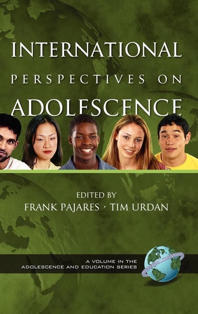 International Perspectives on Adolescence (Hc) als Buch