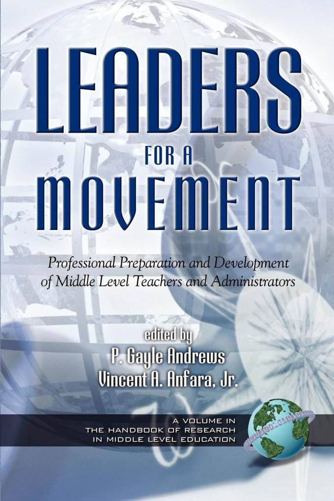 Leaders for a Movement (PB) als Taschenbuch