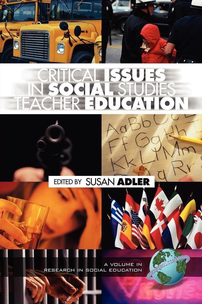Critical Issues in Social Studies Teacher Education (PB) als Taschenbuch