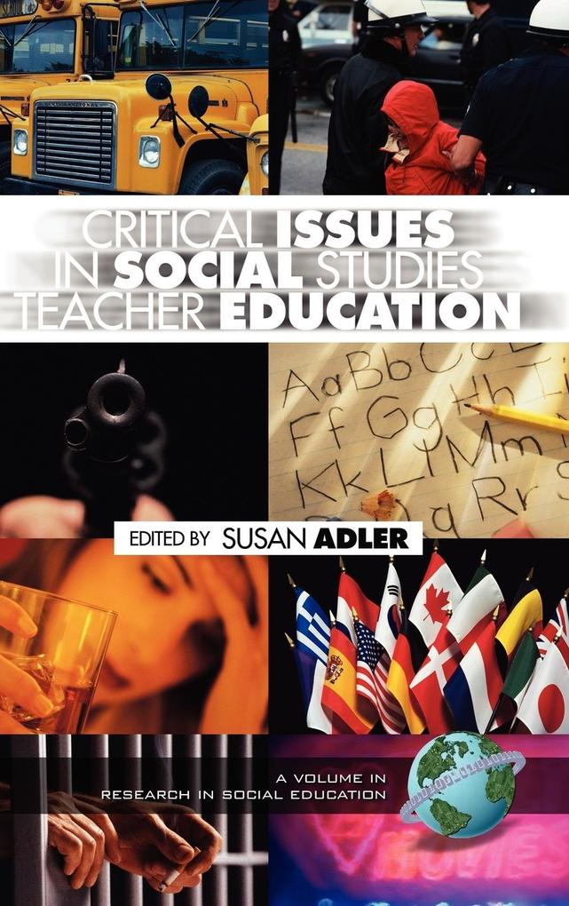 Critical Issues in Social Studies Teacher Education (Hc) als Buch