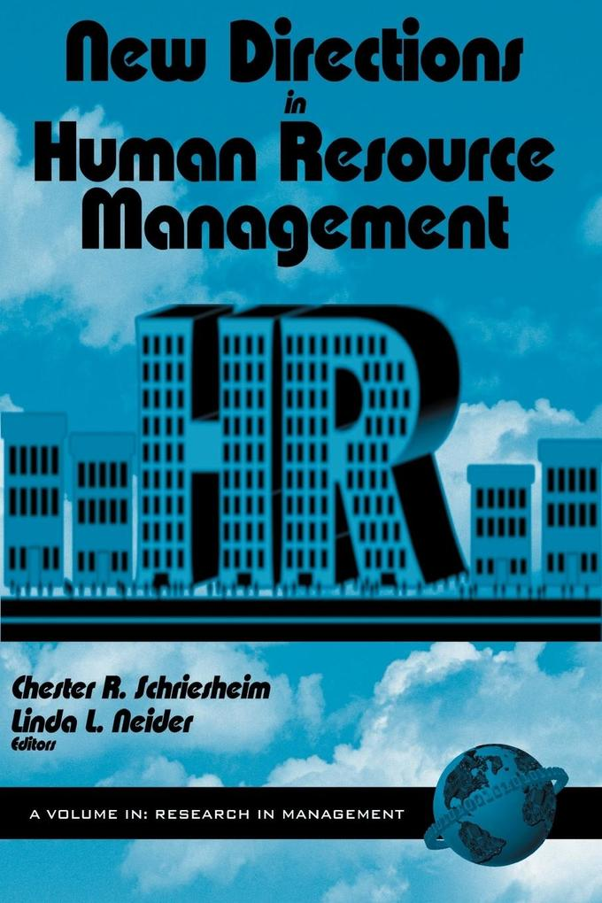 New Directions in Human Resource Management (PB) als Taschenbuch
