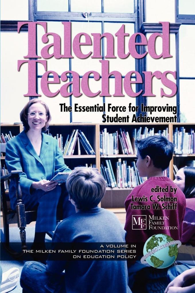 Talented Teachers als Taschenbuch