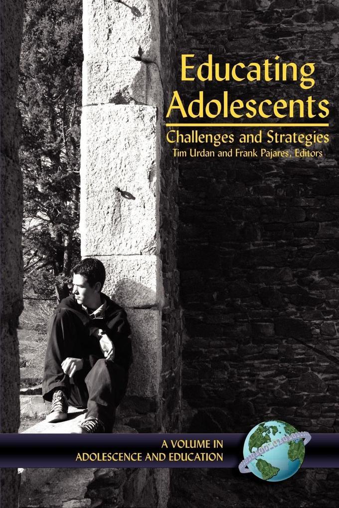 Educating Adolescents als Taschenbuch