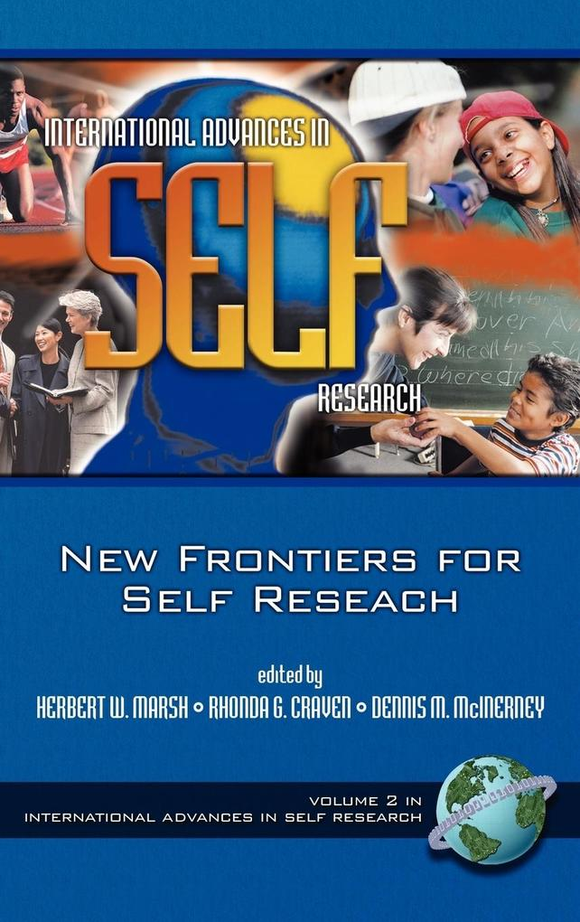 The New Frontiers for Self Research (Hc) als Buch
