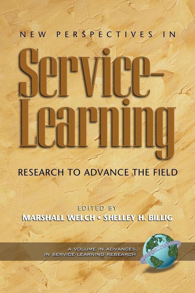 New Perspectives in Service-Learning als Taschenbuch