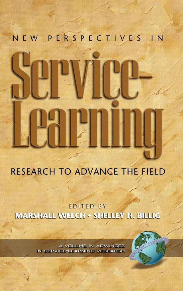 New Perspectives in Service-Learning als Buch