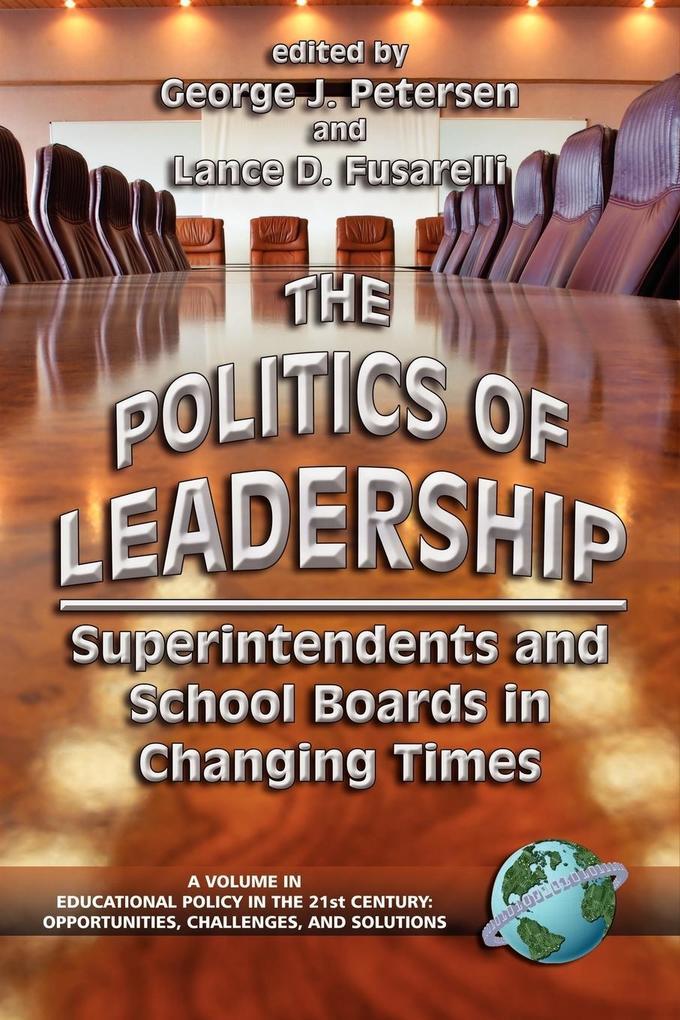 The Politics of Leadership als Taschenbuch