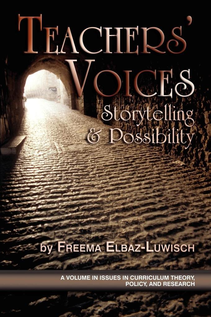 Teachers' Voices als Taschenbuch