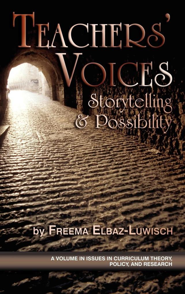 Teachers' Voices als Buch