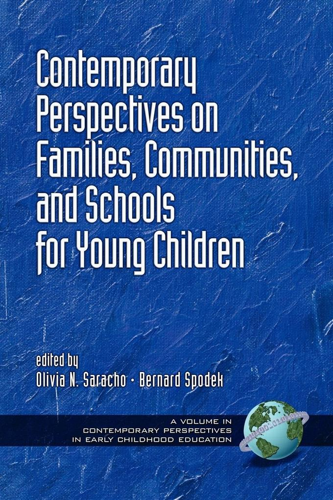 Contemporary Perspectives on Families, Communities, and Schools for Young Children (PB) als Taschenbuch