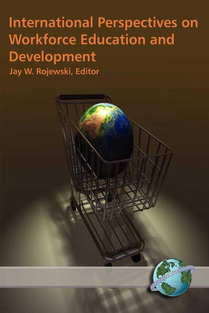 International Perspectives on Workforce Education and Development (PB) als Taschenbuch