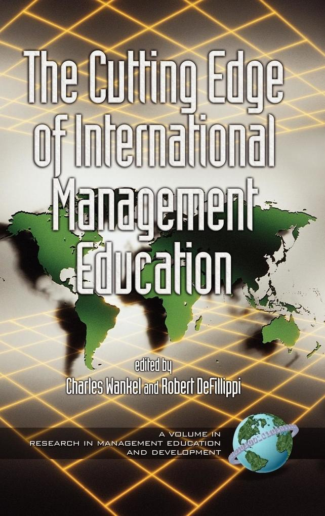 The Cutting Edge of International Management Education (HC) als Buch