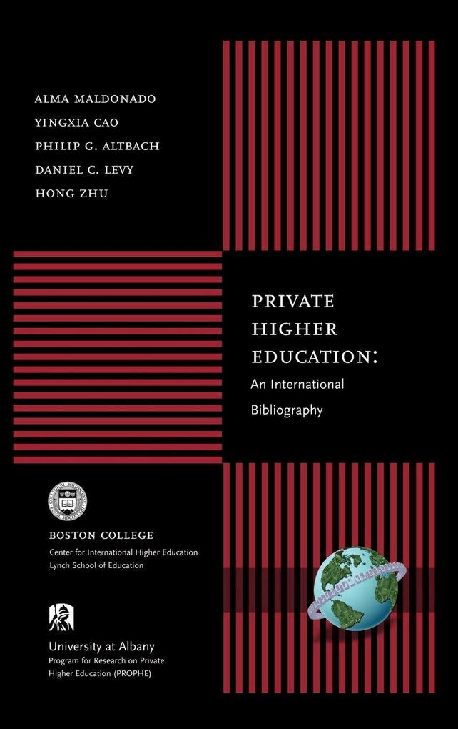 Private Higher Education als Buch