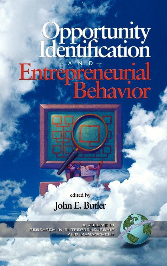 Opportunity Identification and Entrepreneurial Behavior (Hc) als Buch