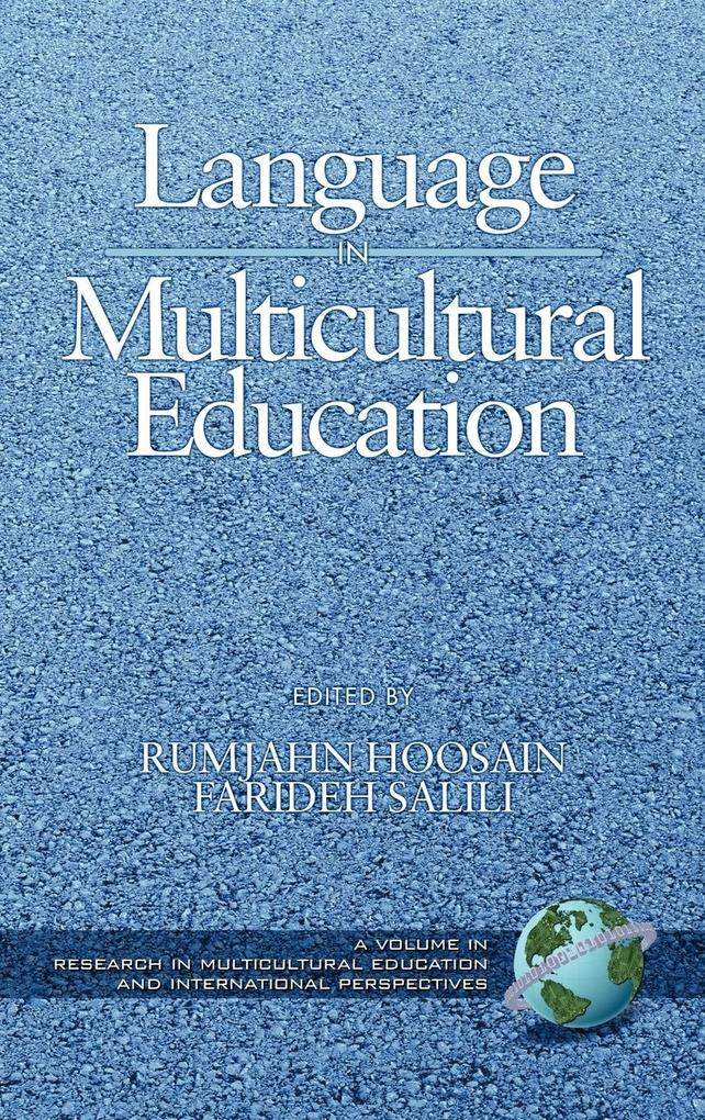 Language in Multicultural Education (Hc) als Buch
