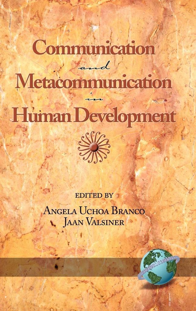 Communication and Metacommunication in Human Development (Hc) als Buch