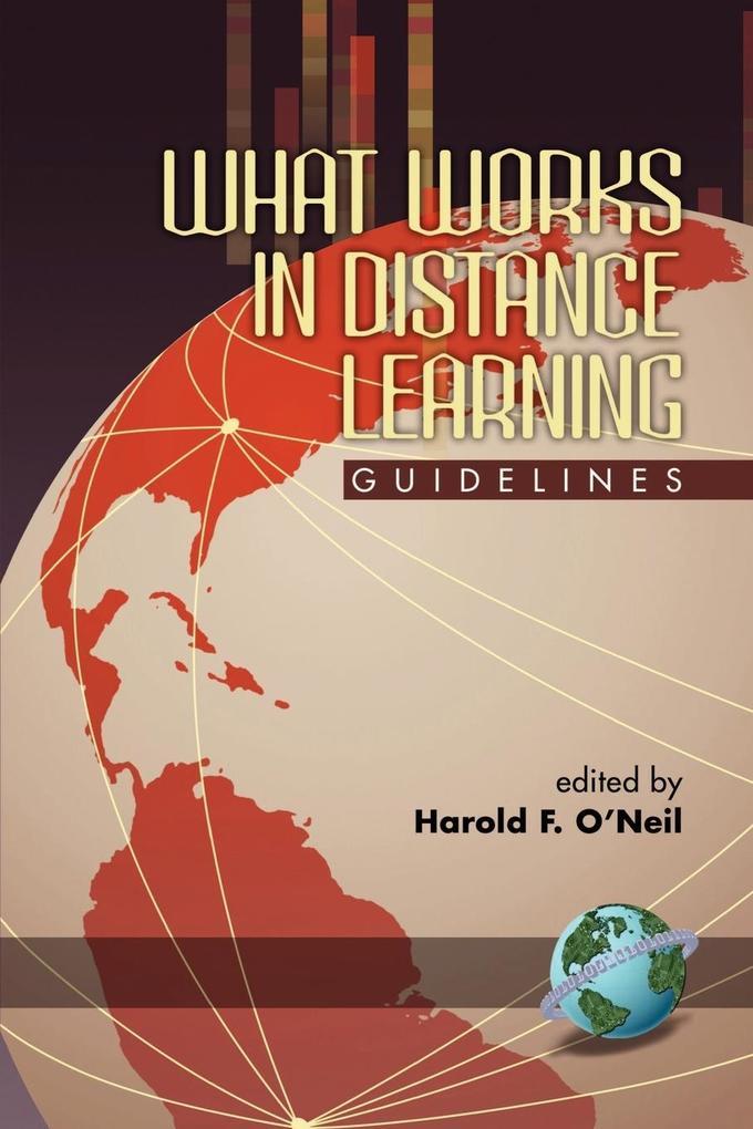 What Works in Distance Learning als Taschenbuch