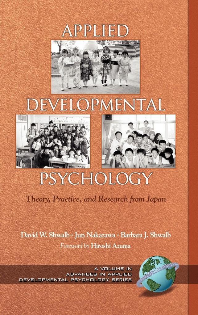 Applied Developmental Psychology als Buch