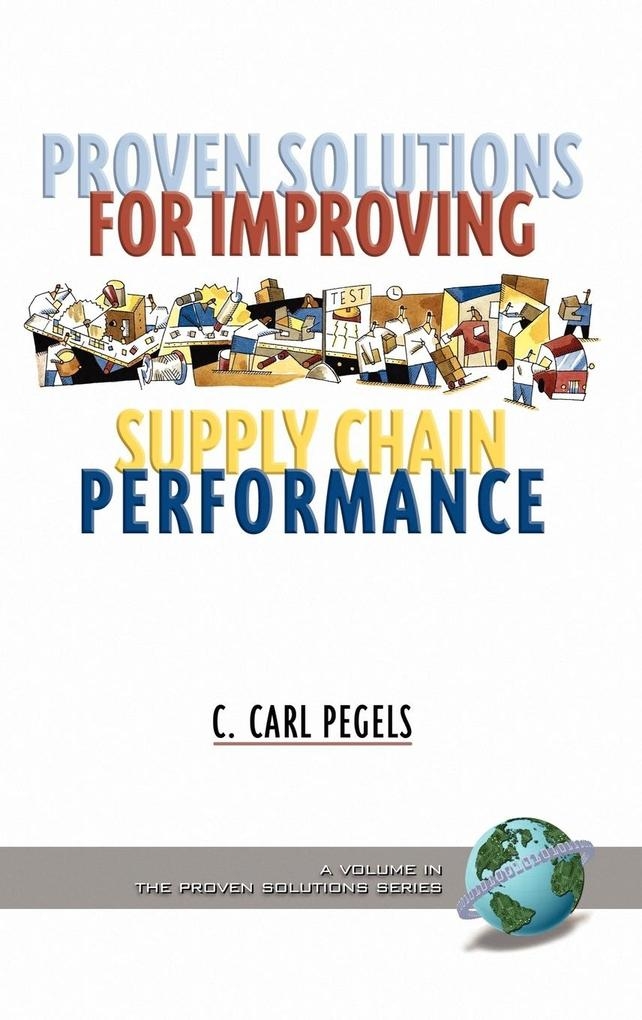 Proven Solutions for Improving Supply Chain Performance (Hc) als Buch
