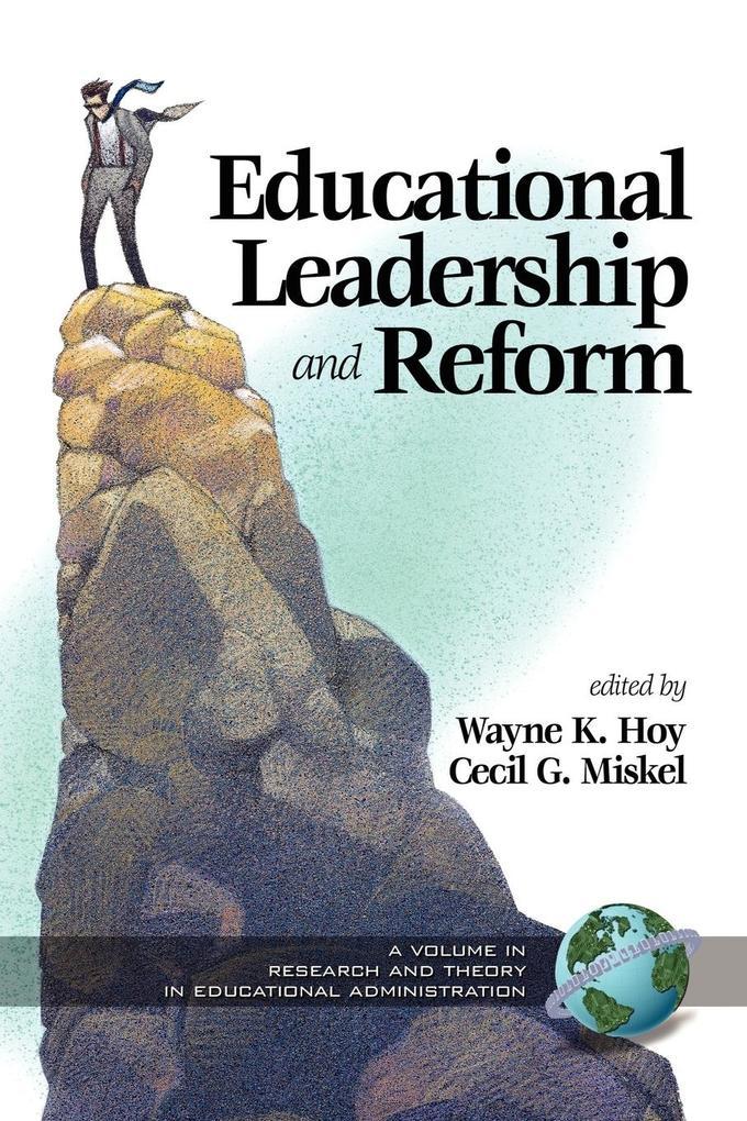 Educational Leadership and Reform (PB) als Taschenbuch
