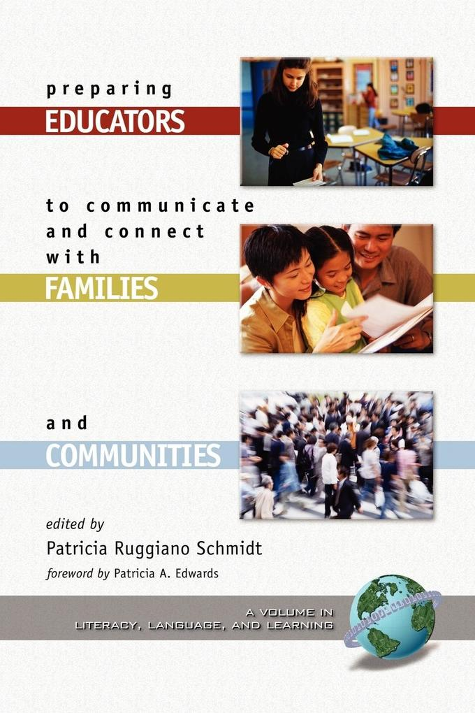 Preparing Educators to Communicate and Connect with Families and Communities (PB) als Taschenbuch