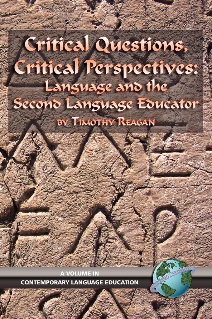 Critical Questions, Critical Perspectives als Taschenbuch