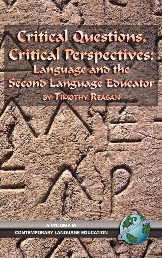 Critical Questions, Critical Perspectives als Buch