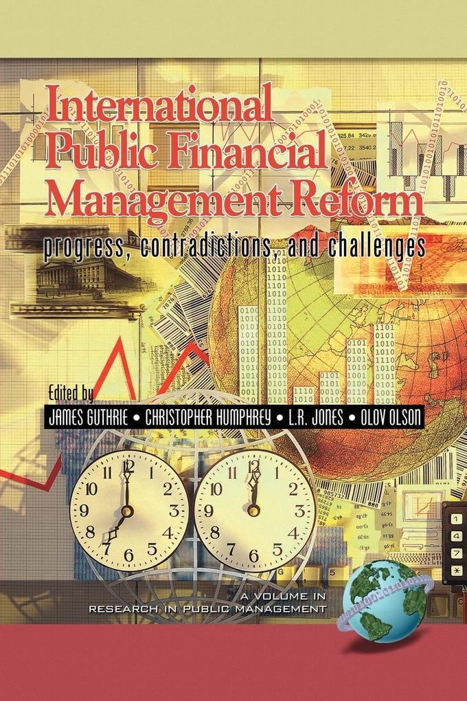 International Public Financial Management Reform als Taschenbuch