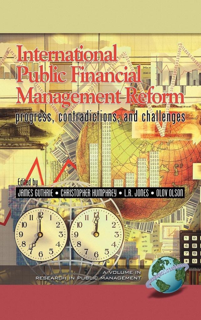 International Public Financial Management Reform als Buch