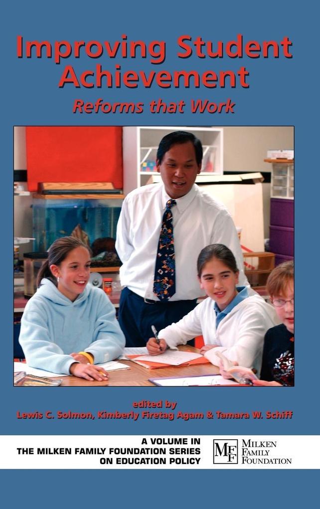 Improving Student Achievement als Buch