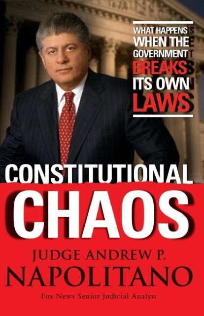 Constitutional Chaos als Taschenbuch