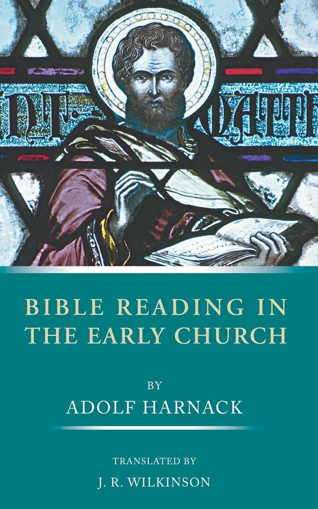 Bible Reading in the Early Church als Taschenbuch