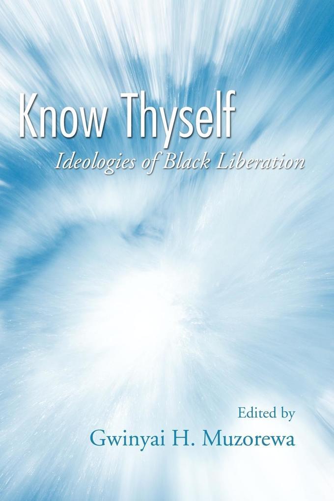 Know Thyself als Taschenbuch
