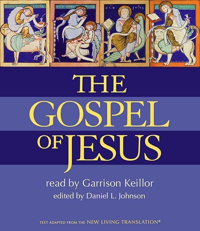The Gospel of Jesus als Hörbuch