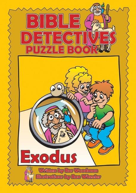 Bible Detectives Exodus als Taschenbuch