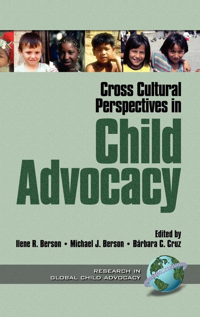 Cross Cultural Perspectives in Child Advocacy (HC) als Buch