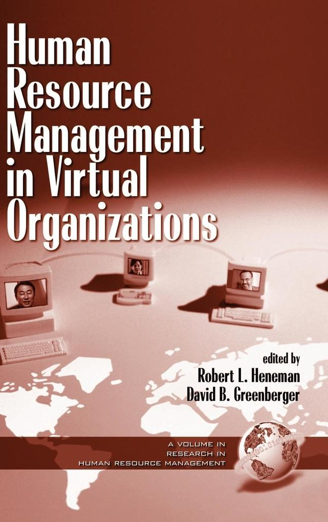 Human Resouce Management in Virtual Organizations (Hc) als Buch