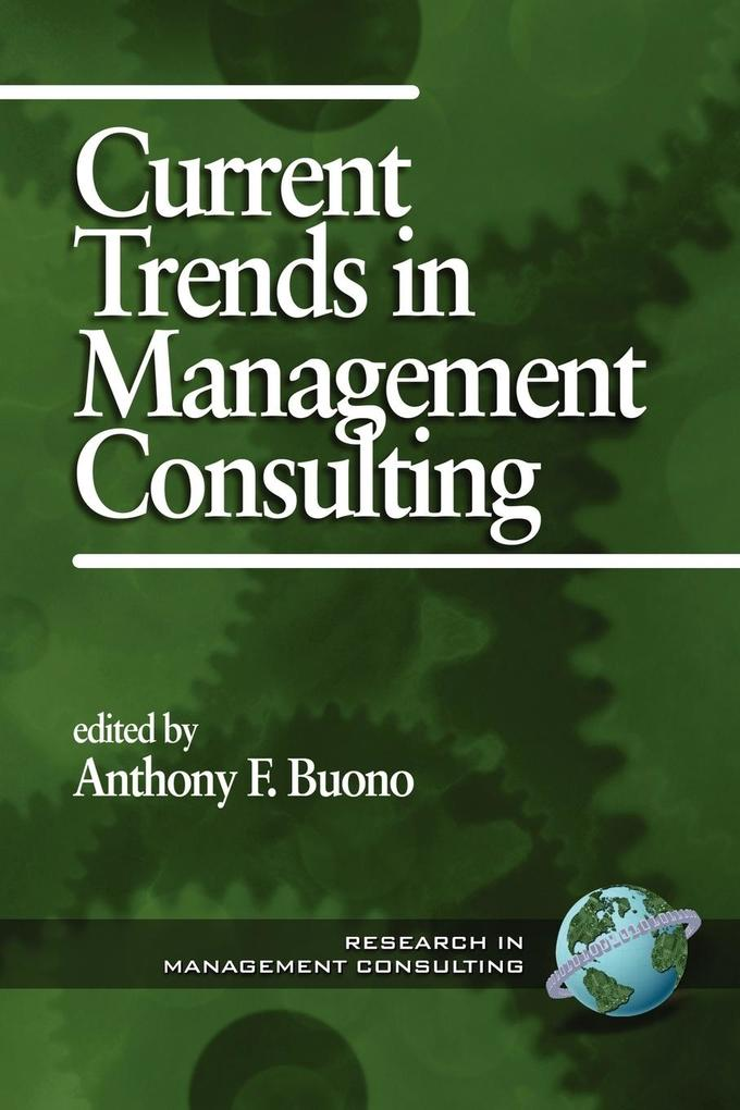 Current Trends in Management Consulting (PB) als Taschenbuch
