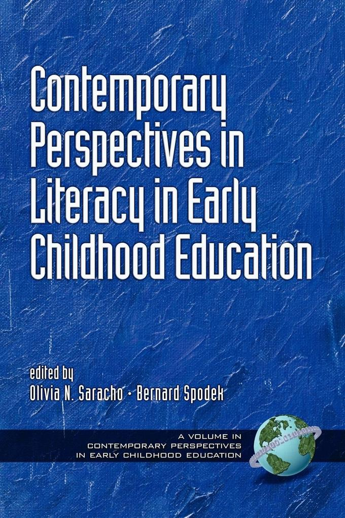 Contemporary Perspectives in Literacy in Early Childhood Education (PB) als Taschenbuch