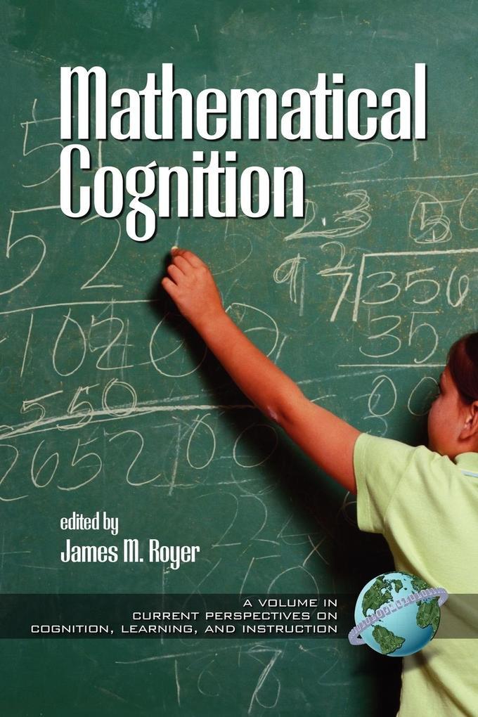 Mathematical Cognition (PB) als Taschenbuch