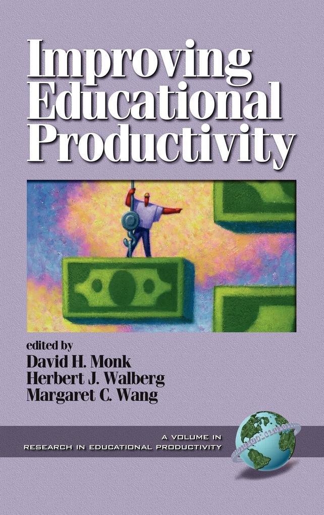 Improving Educational Productivity (Hc) als Buch