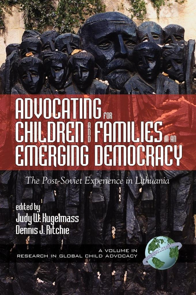 Advocating for Children and Families in an Emerging Democracy als Taschenbuch