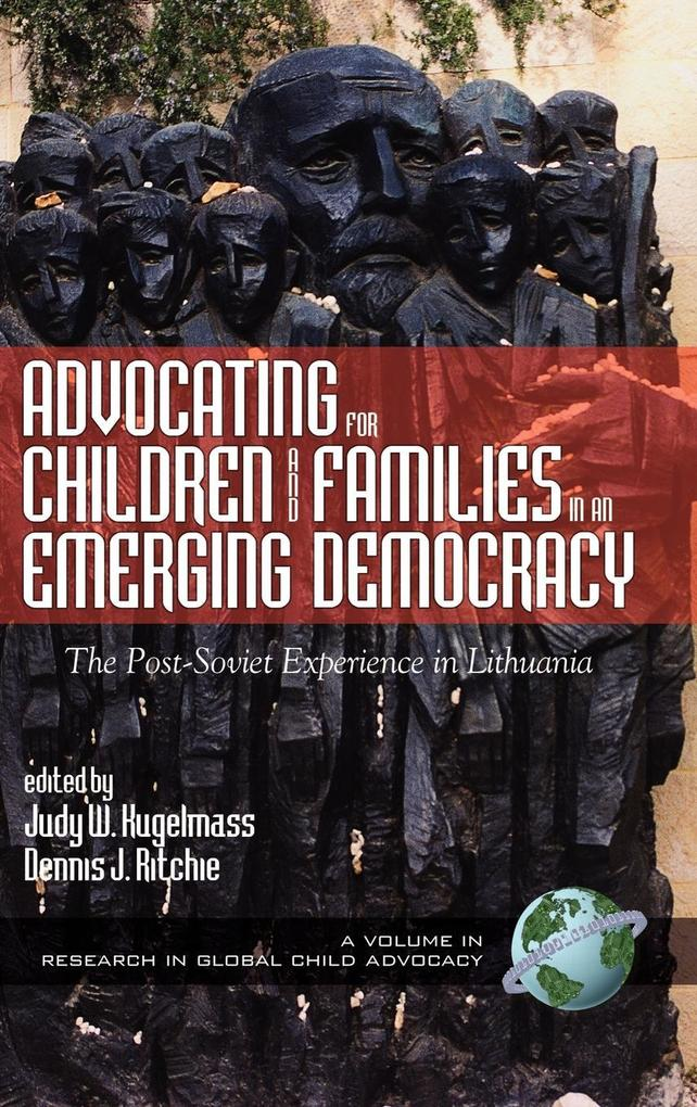 Advocating for Children and Families in an Emerging Democracy als Buch