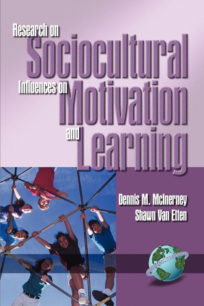 Research on Sociocultural Influences on Motivation and Learning Vol. 1 (PB) als Taschenbuch