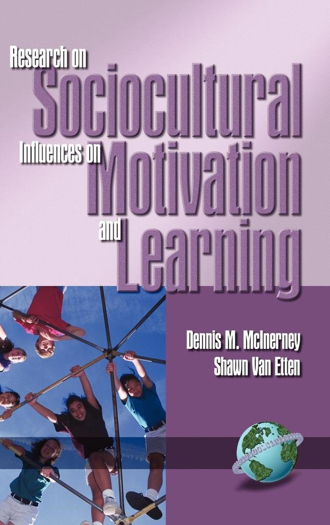 Research on Sociocultural Influences on Motivation and Learning Vol. 1 (Hc) als Buch
