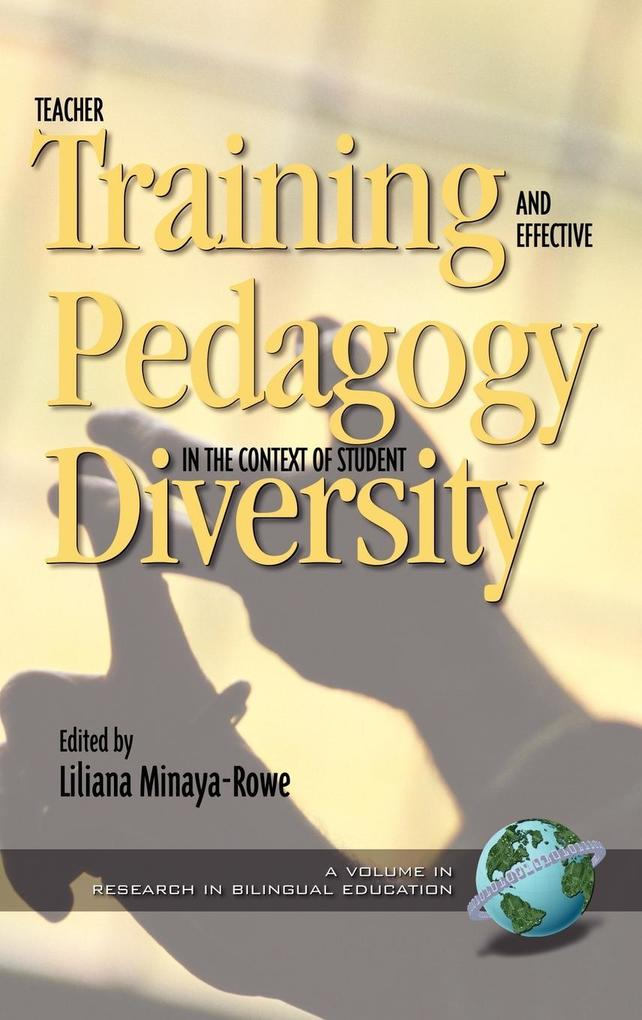 Teacher Training and Effective Pedagogy in the Context of Student Diversity (HC) als Buch