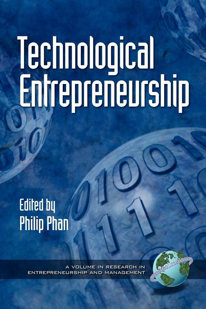 Technological Entrepreneurship (PB) als Taschenbuch