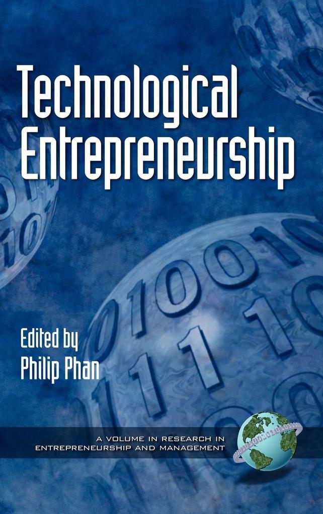 Technological Entrepreneurship (Hc) als Buch